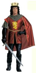 Medieval Royal Knight Costume